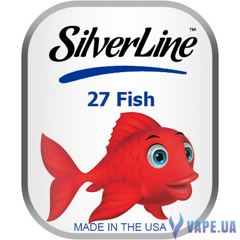 Ароматизатор Capella SilverLine 27 Fish (Конфета из красной лакрицы и малины)