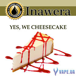 Ароматизатор Inawera Yes, We Cheesecake (Чизкейк)