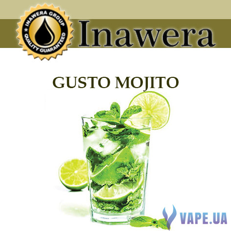 Ароматизатор Inawera Gusto Mojito (Мохито)
