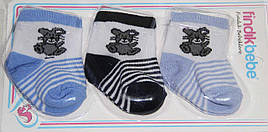 Носочки детские  для мальчика Findik bebe 0-6 мес