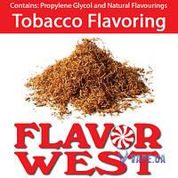 Ароматизаторы FlavorWest Tobacco Flavoring (Табак)