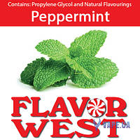 Ароматизаторы FlavorWest Peppermint (Перечная мята)
