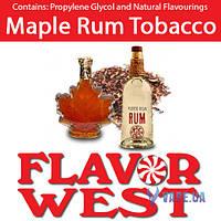 Ароматизаторы FlavorWest Maple Rum Tobacco (Табак с кленовым сиропом и ромом)