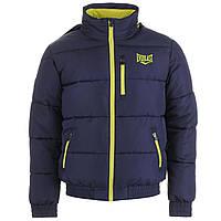 Куртка зимняя бомбер Everlast Bubble L 2XL Оригинал Синий цвет