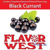 Ароматизаторы FlavorWest Black Currant (Черная смородина)