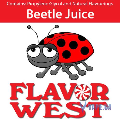 Ароматизаторы FlavorWest Beetle Juice (Тропические фрукты)