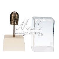 Насадка алмазная в коробочке  для педикюра