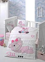 Постельное белье для малышей в кроватку Sleep time Arya