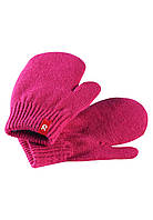 Зимние варежки для девочки Reima Stig 527273-4620. Размер 3/4., фото 1
