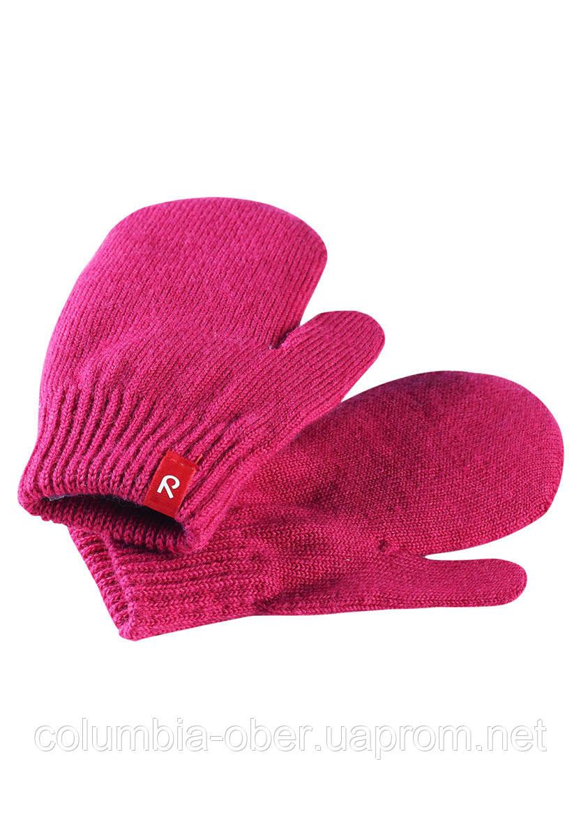 Зимние варежки для девочки Reima Stig 527273-4620. Размер 3/4.