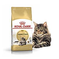 Royal Canin Maine Coon 4кг -корм для котів і кішок мейн кун у віці старше 15 місяців