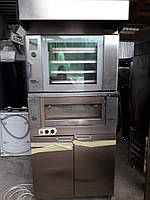 Подовая хлебопекарная печ Wiesheu ebo 1-64 r is600
