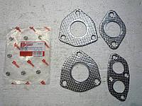 Прокладки выхлопной системы Sens новго обр. (штаны-1шт, кат-р-2 шт, глуш-1 шт) (пакет)