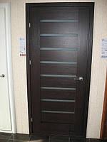 Двери Verto Лада-Нова 4.8 цвет венге «Резист»