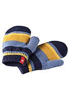 Зимние варежки для девочки Reima Stig 527273-698A. Размеры 3/4 и 5/6., фото 1