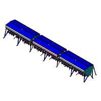 Ящик зернотуковый СЗ-5,4 (к-т 3 шт)