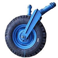 Колесо опорно-приводное в сб. с вилкой переднее СЗП-3,6