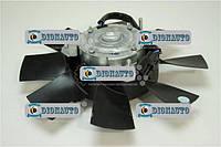 Электровентилятор радиатора Сенс АвтоЗАЗ Chevrolet Lanos (T1301-3730010)