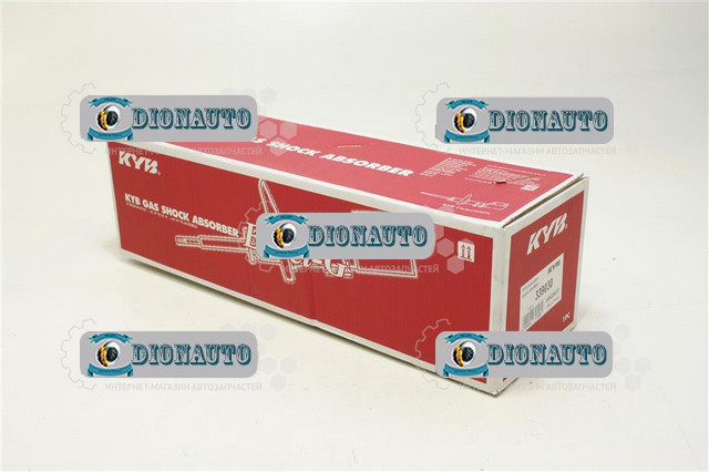 Амортизатор Лачетти  KYB передний левый газомасляный  (стойка) Lacetti 1.6 SE (96407819)