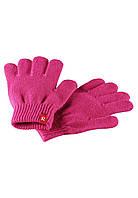 Зимние перчатки для девочки Reima Twig 527274-4620. Размеры 3-8., фото 1