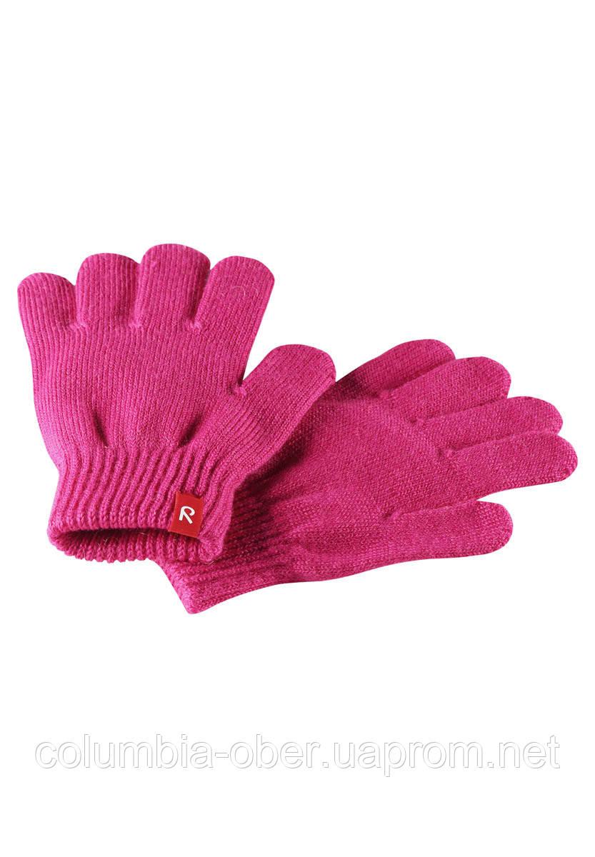 Зимние перчатки для девочки Reima Twig 527274-4620. Размеры 3-8.