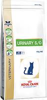 Royal Canin Urinary S/O Feline 7 кг -диета при мочекаменной болезни у кошек