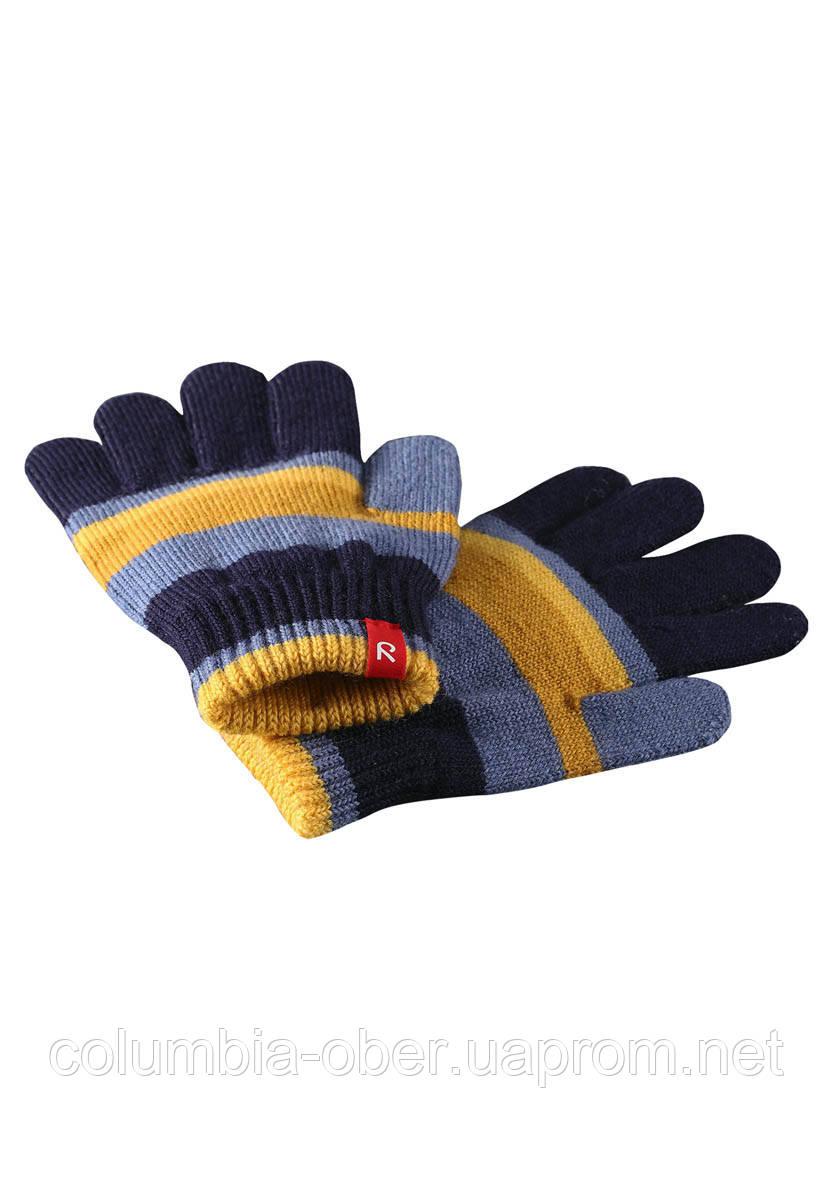 Зимние перчатки для девочки Reima Twig 527274-698A. Размеры 3-6.