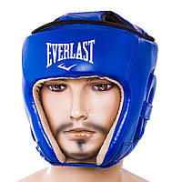 Шлем боксерский открытый Flex Everlast синий EVF450-B