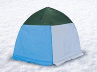 Палатка зимняя 1-местная дышащая Стэк ELITE 1, фото 1