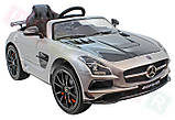 Электромобиль Mercedes SLS AMG, фото 5