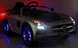 Электромобиль Mercedes SLS AMG, фото 9