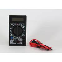 Оригинальный мультиметр DT 832 цифровой, тестер, вольтметр, амперметр DT-832