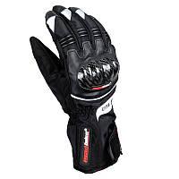 Зимние мотоперчатки Mad Bike черные, XL (MAD-19 )