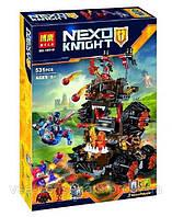 Конструктор Bela Nexo Knight 10518 Осадная машина