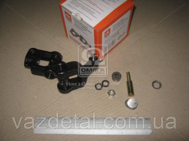 Карданчик рулевой Газель газ нижняя (ДК)
