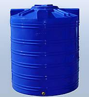 Емкость 1000 литров вертикальная, двухслойная