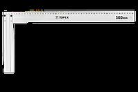 Косинець TOPEX алюмiнiєвий 500 x 235  мм (30C365)