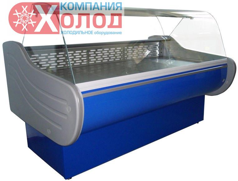 Холодильная витрина ВХСК ЕВРОПА 1.3 Д