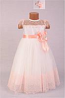 Нарядное детское платье для девочки на возраст 4годаТурция;