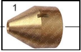 Защитный колпачек к плазмотрону Kjellberg® PB-S45W (T-8609)
