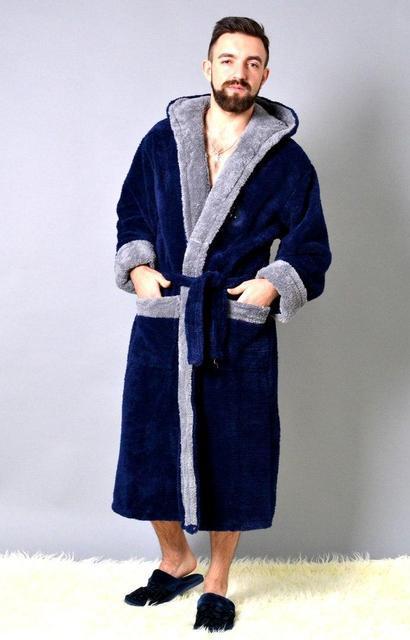 d96bc7cd9a94e Купить Мужской махровый халат в Украине продажа в интернет-магазине ...