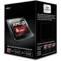 Процессор AMD A6-6420K (AD642KOKHLBOX), Socket FM2,  Box