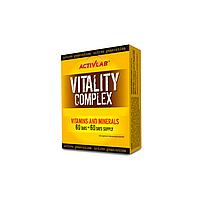 Витамины Activlab Vitality Complex (60 tabs)