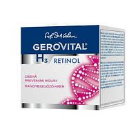 Крем против образования морщин Gerovital
