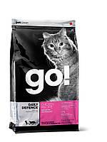 Сухой беззерновой корм «Go! С цельной курицей, фруктами и овощами» (для котят и кошек) 0,23кг