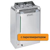 Электрокаменка для сауны Harvia Topclass Combi KV 50 SE с парогенератором