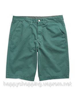 Зеленые шорты Calvin Klein