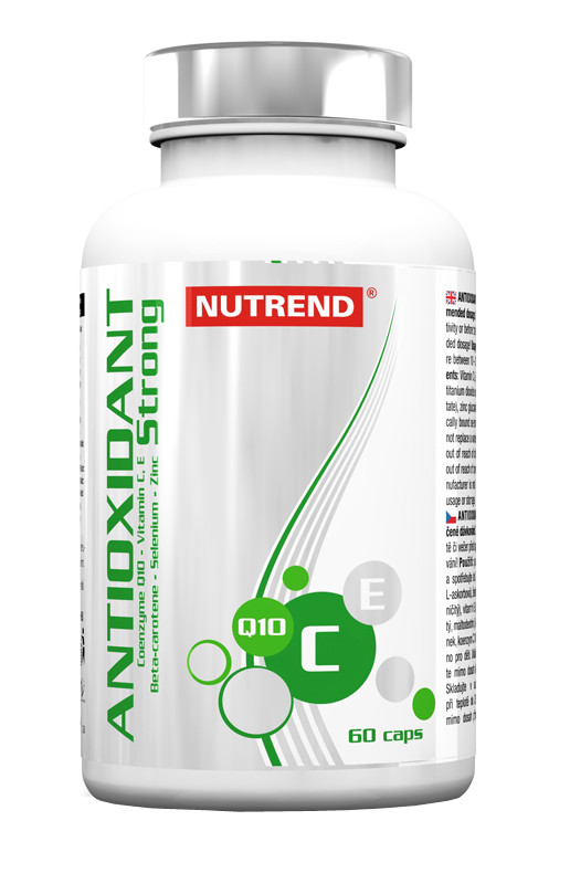 Antioxidant Strong caps (60 капс.) Nutrend