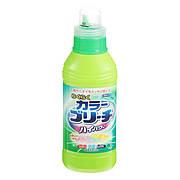 Пятновыводитель кислородный для цветных тканей Mitsuei 600 мл (60229)