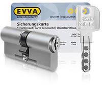 EVVA  MCS  ключ/ключ( ключ/кноб)